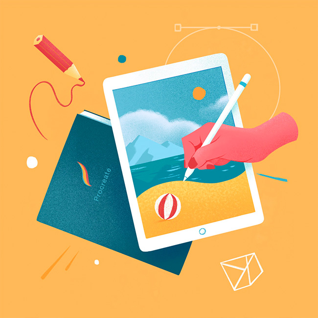 Procreate app review. pros and cons
