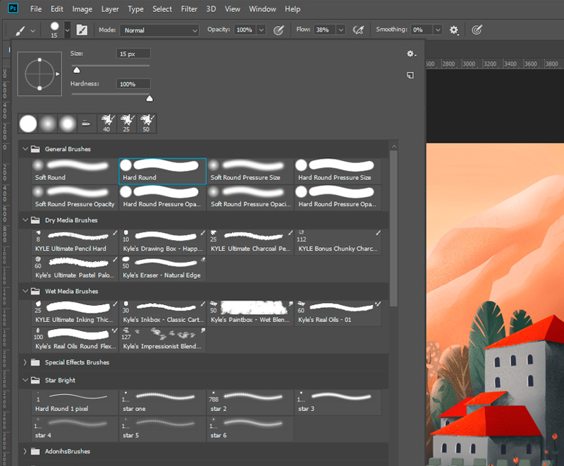 Photoshop vs Procreate  Which one is better? | Anniko