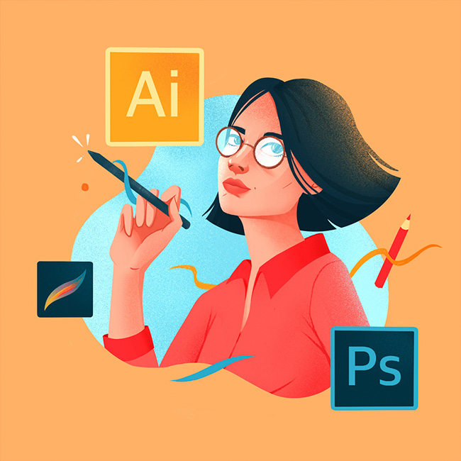 How to become an illustrator Guide