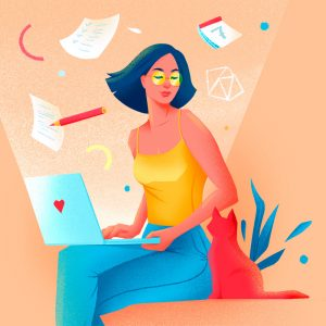 Efficient productivity tips for artists