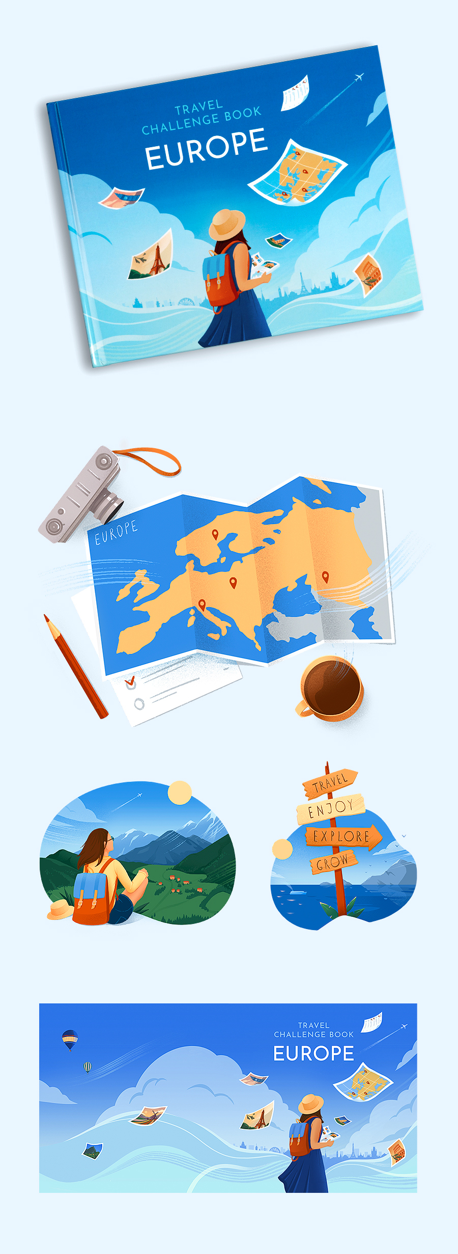 Travel-Book_illustrations_by_Anniko