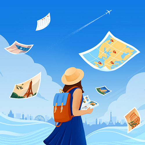 Travel-book-illustration-Anniko